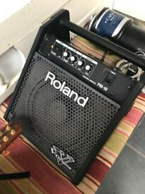 Roland PM10 Personal Monitor Amplifier
