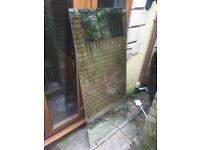 Large mirror for gym 6ft x3ft aprox