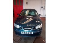 SAAB 93 Convertible Blue Fantastic Condition Full Service History 2 owners since new