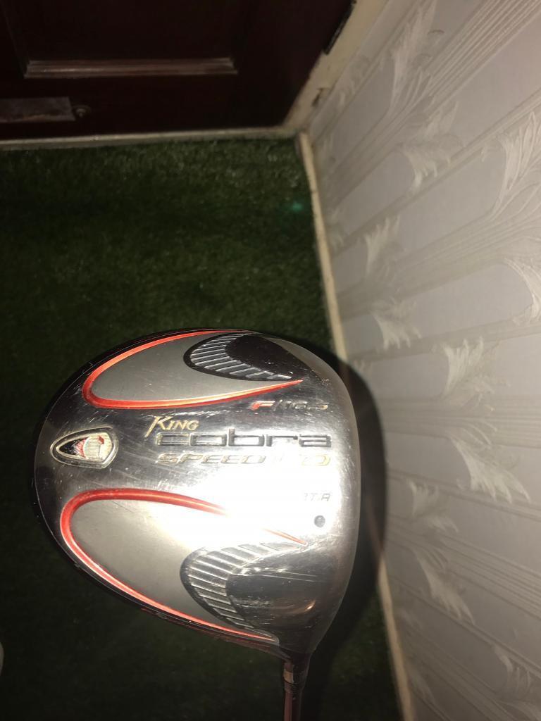 Cobra golf driver