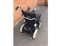 SUNRISE QUICKY F45 Electric Wheelchair with BRAND NEW BATTERIES!Perfect Working Order! FREE Delivery