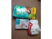 Nappies size 4 / 5