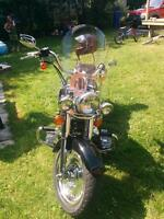Harley davidsion fat boy 2012