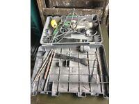 Hitachi 110v Sds Hammer Drill