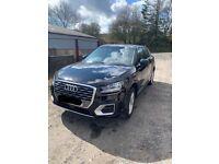 Audi, Q2, Estate, 2018, Manual, 999 (cc), 5 doors