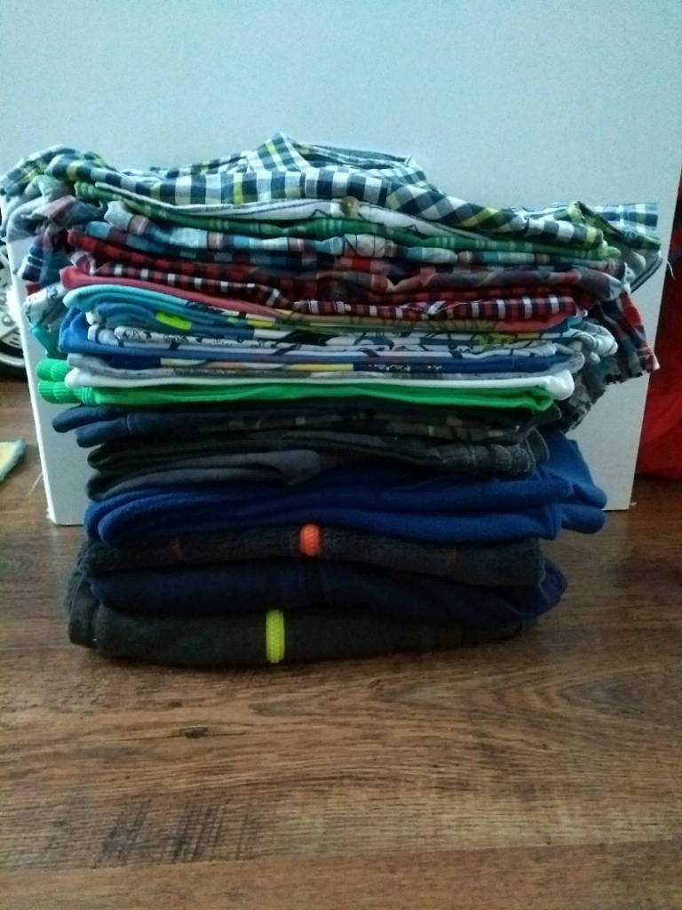 Bundle clothes 3-4 years, boy