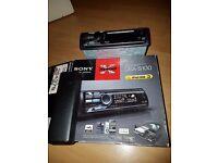 Sony Car Radio - AUX - Ipod - Music Player