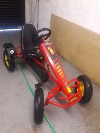 Dino Cars - Pedal Go Kart
