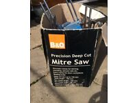 Mitre saw / Picture frame saw