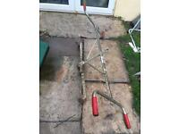 Probst 2 man lift kerb lifer flag laying slab digger
