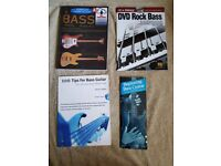 Bass guitar books