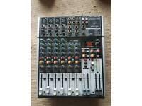 Behringer X1204 USB sound desk