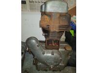 Royal Enfield Model S Engine Parts
