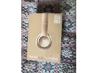 Beats Solo 2 Wireless - Special Edition Gold - beats by Dre RRP £269.95