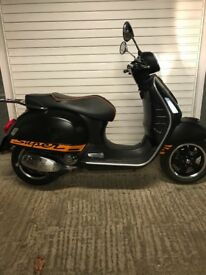 Vespa gts 125 2013 immaculate not Lx gt