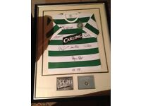 Lisbon lions signed shirt