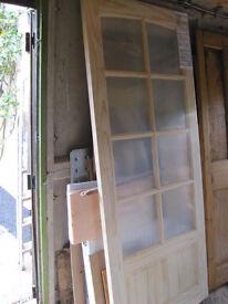 Brand new Newland glazed interior door