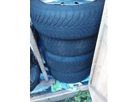 **Bridgestone Winter Tyres** 205/60/16