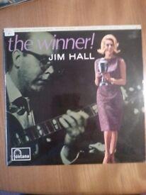 "Jim Hall ""the winner"""