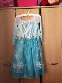 Frozen Original Disney Dress with Shoes