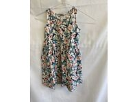 2no H&M Butterfly dresses