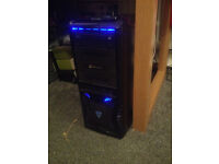 tower pc good gaming pc with windows 7 instaled see below