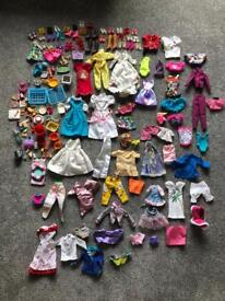 Barbie clothes / accessories bundle