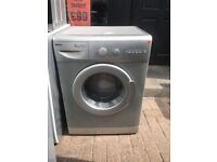 SILVER 6KG BEKO WASHING MACHINE