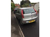 2004 Fiat Punto, great first car