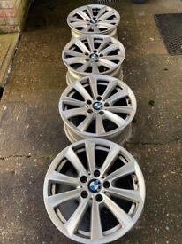 BMW Genuine 8Jx17'' wheels
