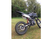 Dirt bikes 150cc. 2016 model