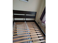 Bed frame IKEA TRYSIL