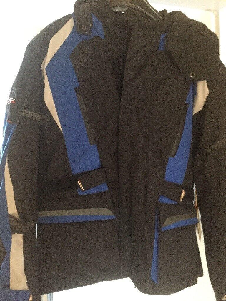 RST Tundraz Jacket Blue XXL