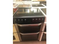 60CM BLACK STAINLESS STEEL BELLING ELECTRIC COOKER INDUCTION