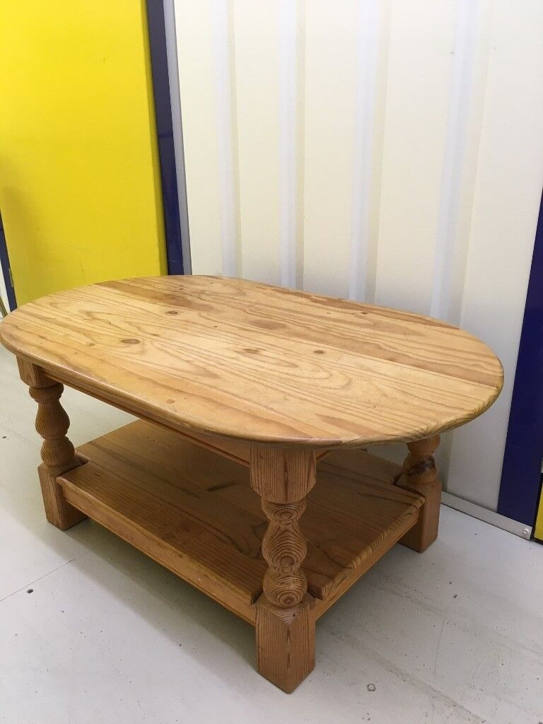 Solid Pine Coffee Table.Solid Pine Coffee Table In Ipswich Suffolk Gumtree