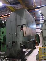 12'x400 ton Allsteel press brake / presse plieuse