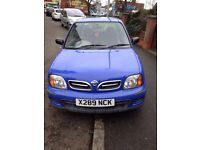2000 Nissan Micra very clean low mileages
