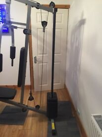 Multi-Gym 75KG nearly new