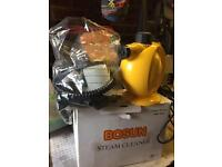 Bosun steam cleaner