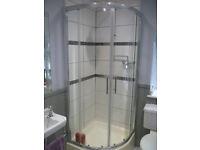 Shower Enclosure. 800 x 800.