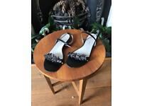 Armani flat sandals