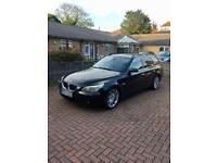 BMW E61 525d. left hand