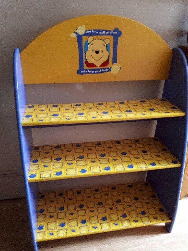 Winnie The Pooh Bookshelf