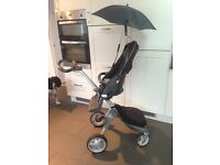 Stokke xplory with extras