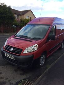 Long wheelbase, high roof, low mileage, low price, FSH