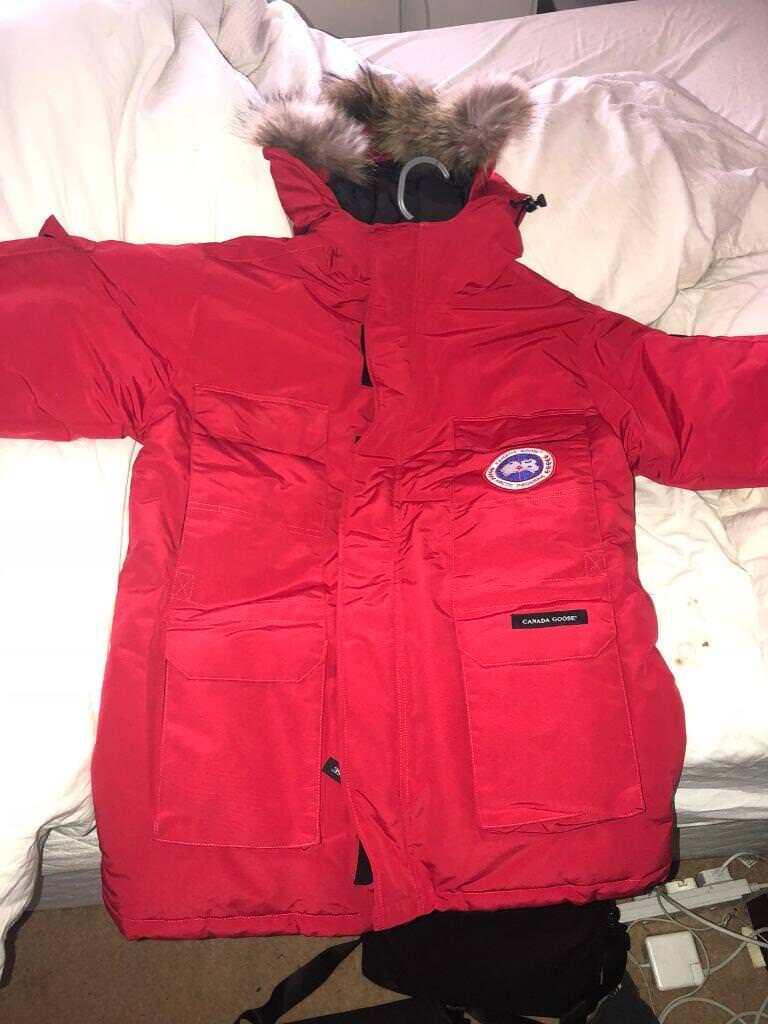 canada goose jacket xl