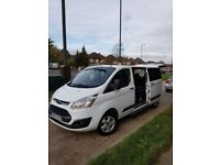 Ford tourneo custom very good condition