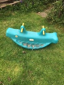 Used toddler see-saw