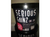 5kg Mass Gainer Protein