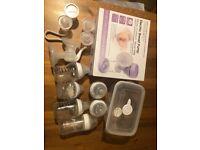 Free Baby Bottles/ Electric breast pump/Manual Breast pump